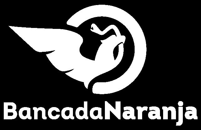 Logo bancada naranja